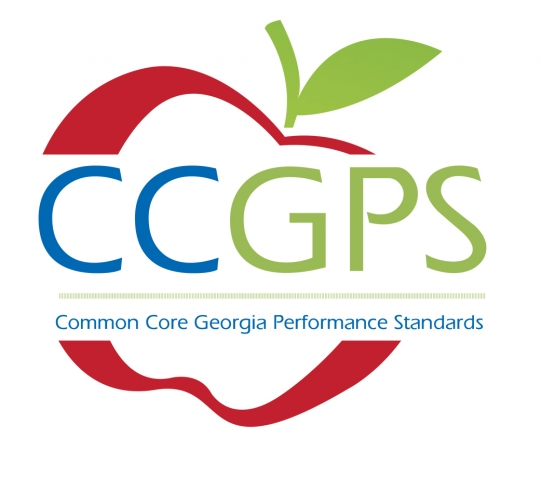 Common Core Georgia Performance Standards logo