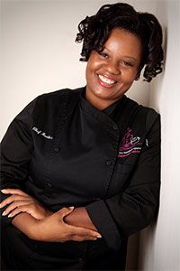 Chef Jennifer Booker