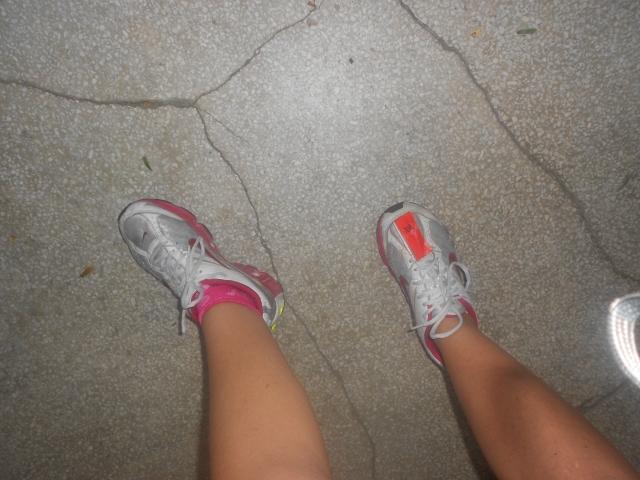 Nancy's Shoes