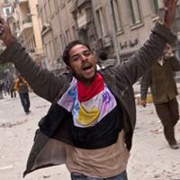cairo uprising image