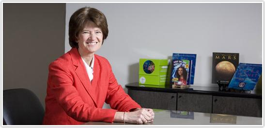 Sally Ride CEO