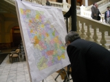 Redistricting Would Divide Many House Districts