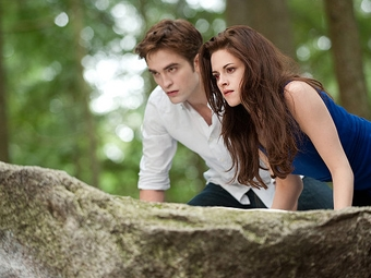 Twilight Breaking Dawn Writing Prompts and Other Lessons
