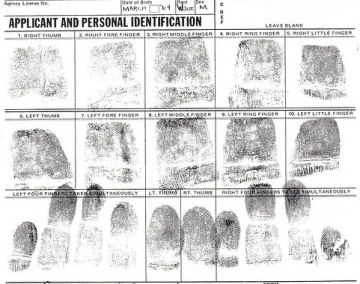 The program allows arrestee fingerprint information to be checked against FBI criminal history records and biometrics-based immigration records kept by Homeland Security. (photo courtesy VikingBanna via Flickr)