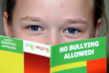 New anti-bullying law hopes to lead to more peaceful and respectful schools in Georgia.