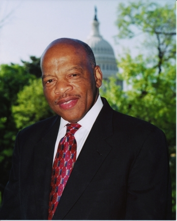 Lillian Lewis, wife of Rep. John Lewis, remembered