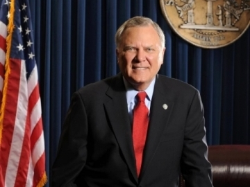 In his State of the State address Thursday, Gov. Nathan Deal said any new ethics rules imposed on the General Assembly should also apply to all state and local elected officials. (Photo Courtesy of State of Georgia.)