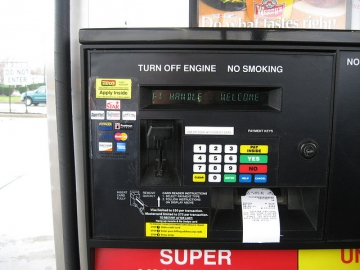 Parker wants to stop rules aimed at banning the display of reduced gasoline prices available through discount clubs like his PumpPal program. (Photo Courtesy of herzogbr via Flickr.)