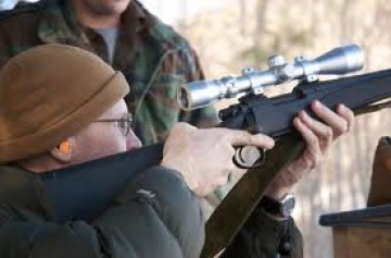 Supporters of the bill say allowing hunters to use silencers would not only keep them from disturbing their neighbors, they would protect their ears and improve shooting precision. (Photo Courtesy: stateimpact.npr.org)
