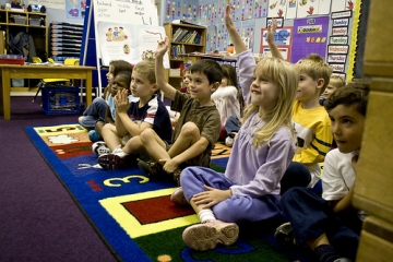In Fulton County, officials say 57 of 77 pre-kindergarten teachers quit between the last school year and the current one. (photo courtesy woodleywonderworks)