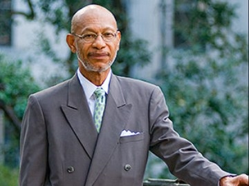 "Savannah Mayor Otis Johnson succeeded the city's first African-American Mayor, Floyd Adams, Jr.  (photo <a href=""http://www.geoffsphotos.com/"">Geoff L Johnson</a>)"
