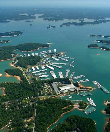 Property owners on Lanier, other Corps lakes can no longer use lake water for lawns, gardens