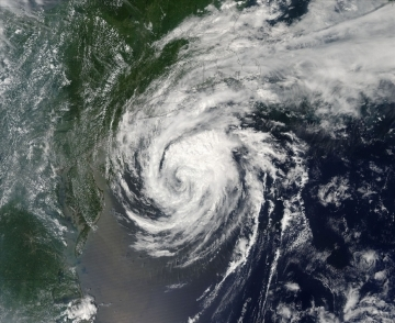 Beryl Bringing Much Needed Rain To GA