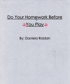 Do Your Homework Before You Play