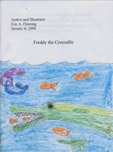 Freddy the Crocodile