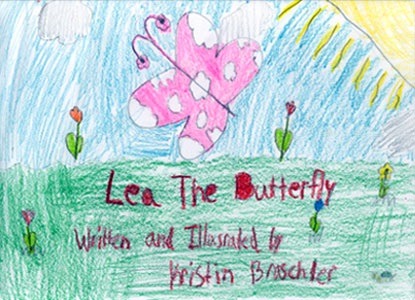 Lea the Butterfly