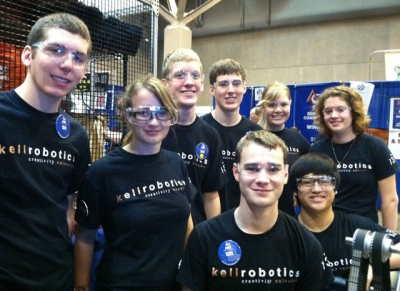 Kell Robotics Team