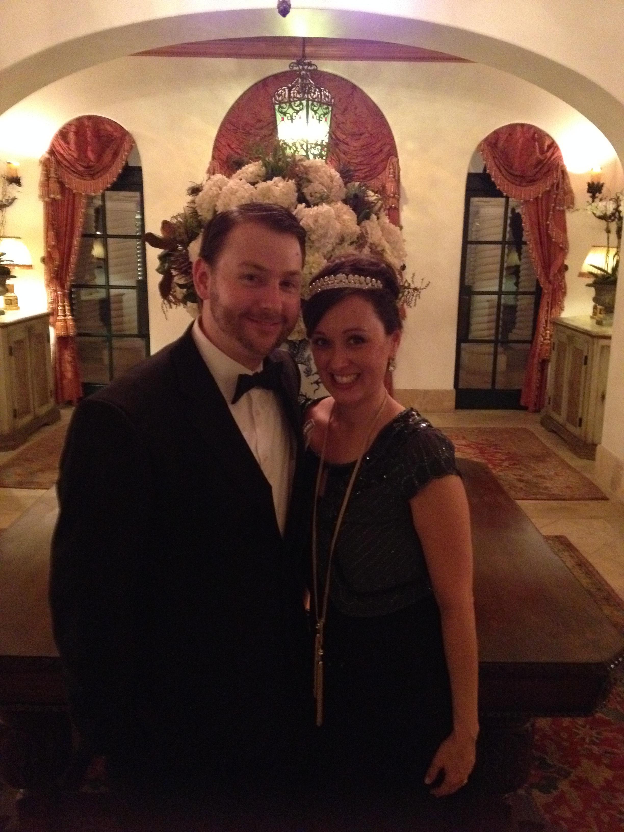 meimi hartman and her husband