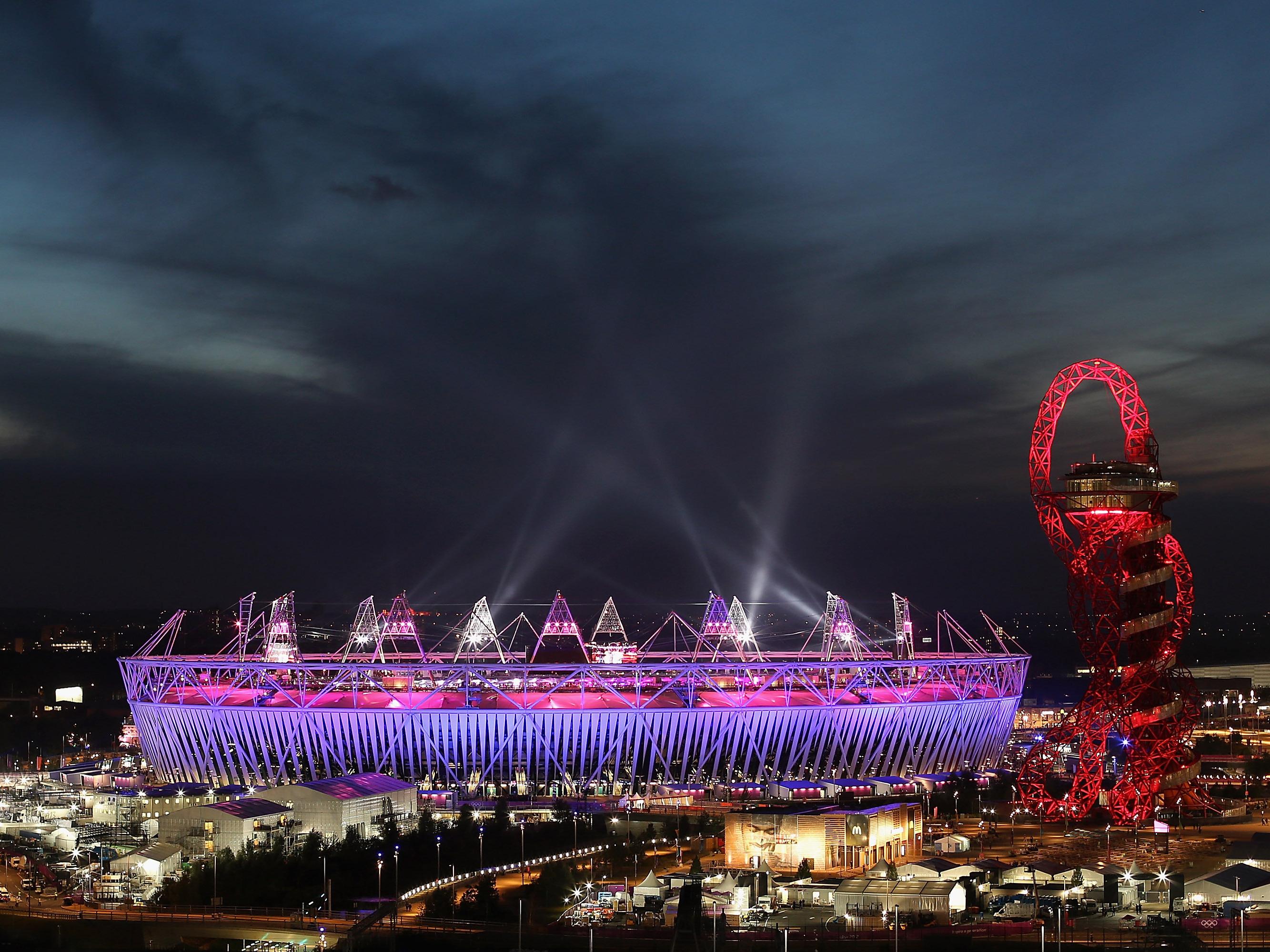 столица 26 летних олимпийских игр
