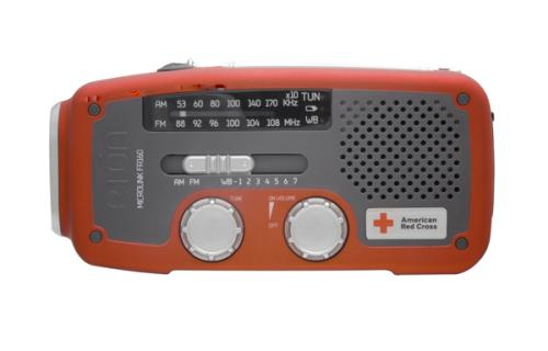 Redcross NOAA Radio