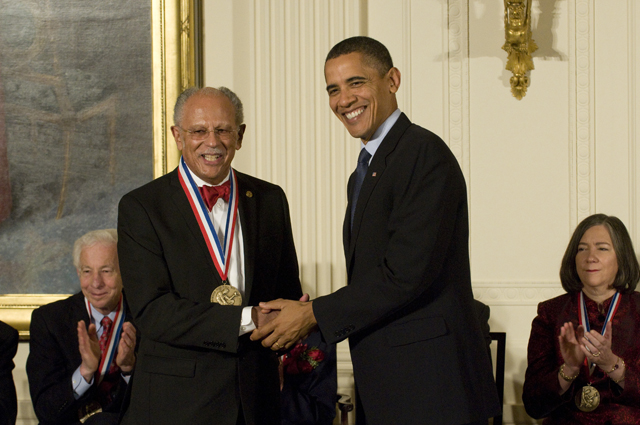 Dr. Washington National Medal of Science