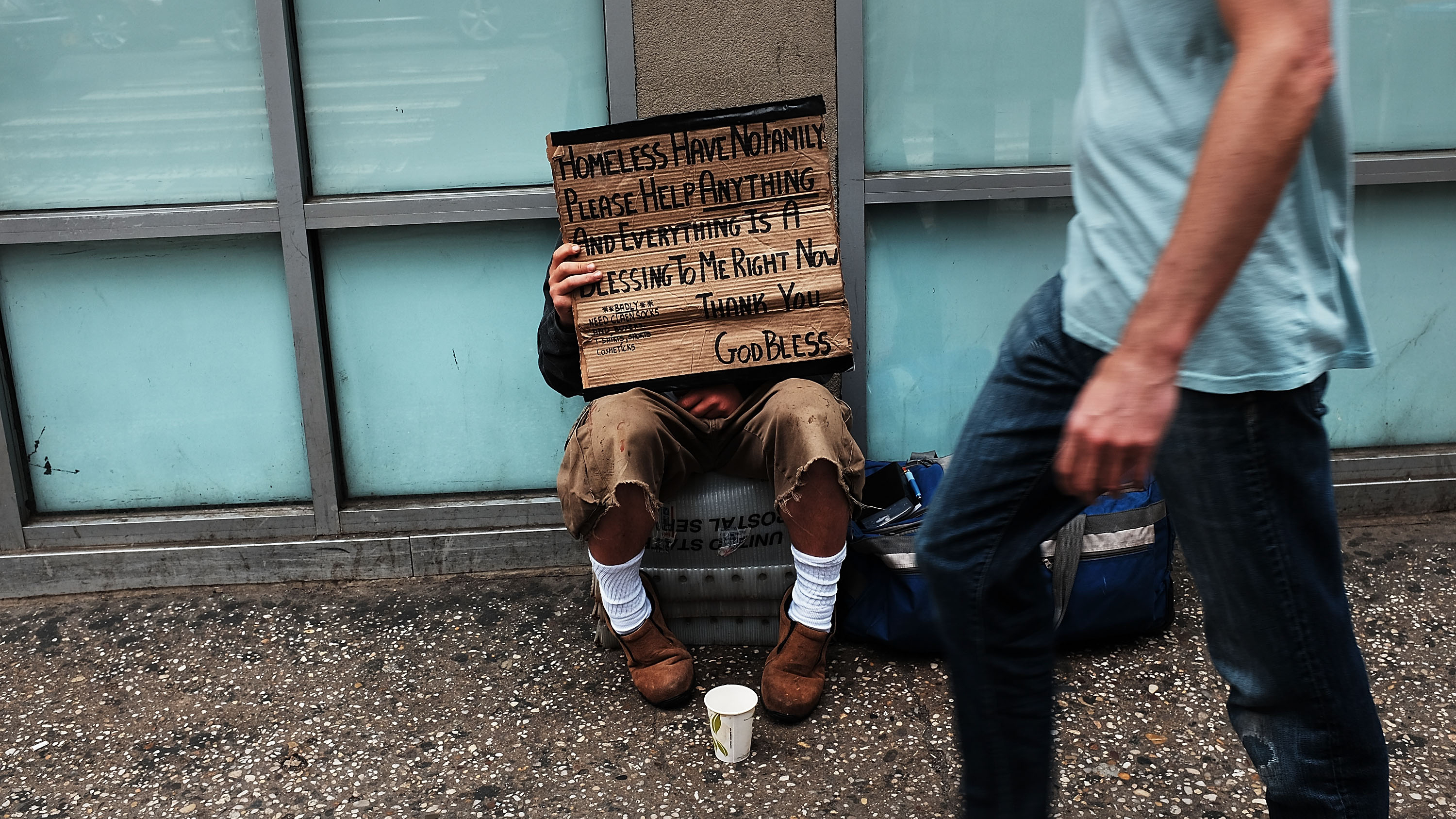 an introduction to the issue of homeless population in new york city Symposium on law and the homeless: an introduction most homeless people are not number of two- and three-family households in new york city public housing.