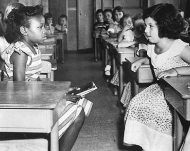 The impact of the 1896 supreme court verdict in the racial segregation case plessy versus ferguson