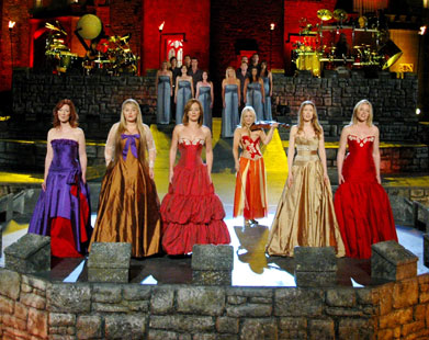 Celtic Women Christmas.Celtic Woman The Greatest Journey Georgia Public Broadcasting