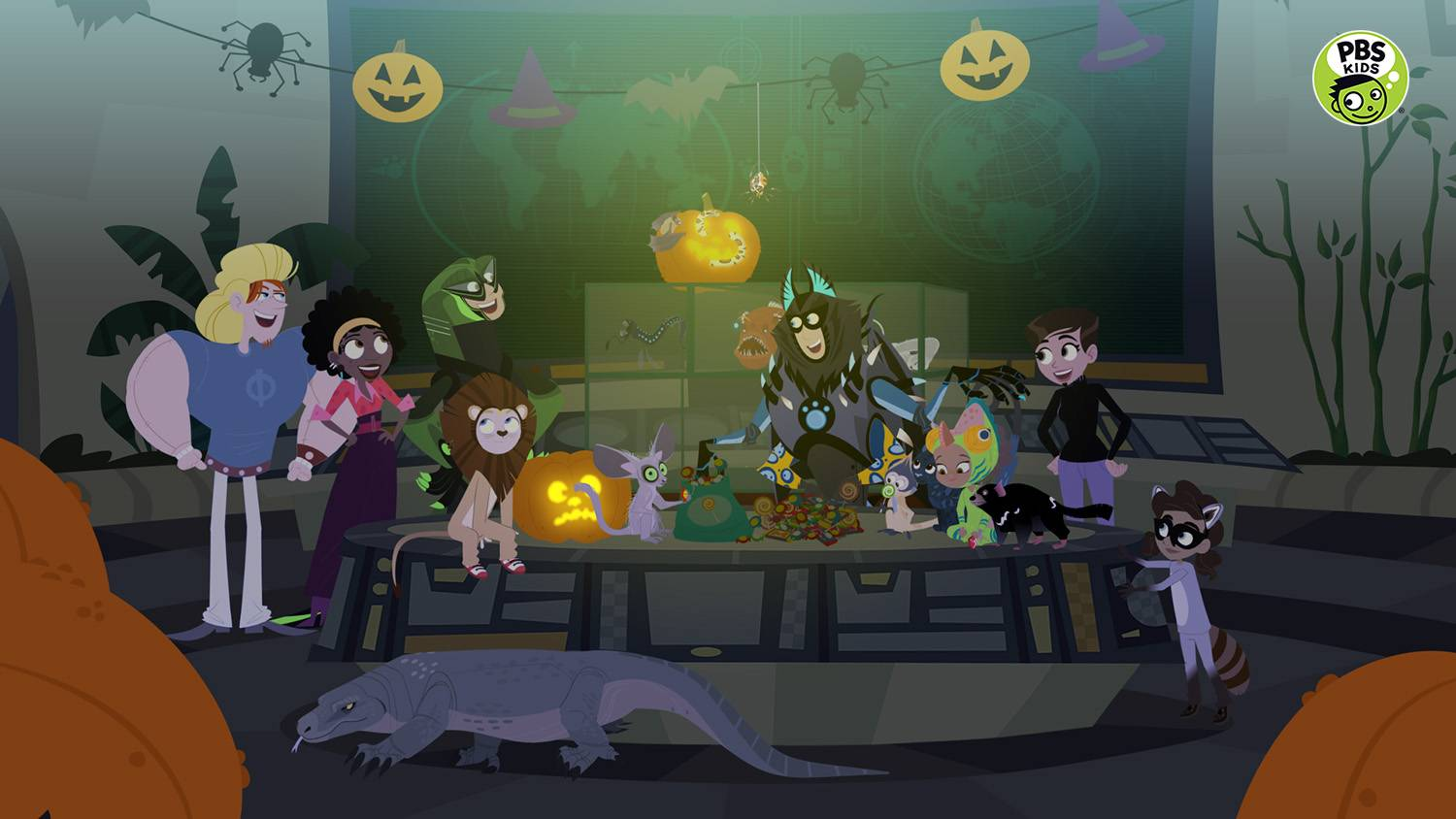 Story Of Halloween For Kids