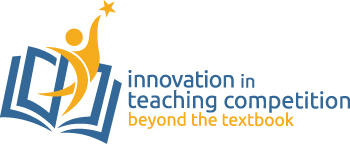 Innovation in Teaching Competition. Beyond the Textbook.