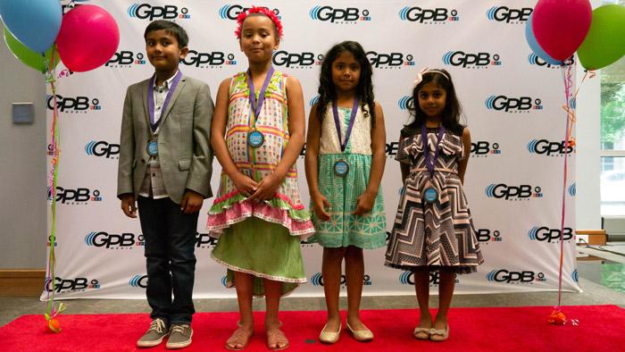 Writer's Contest STEAM winners