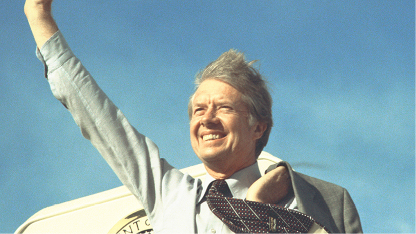 Photograph of President Jimmy Carter