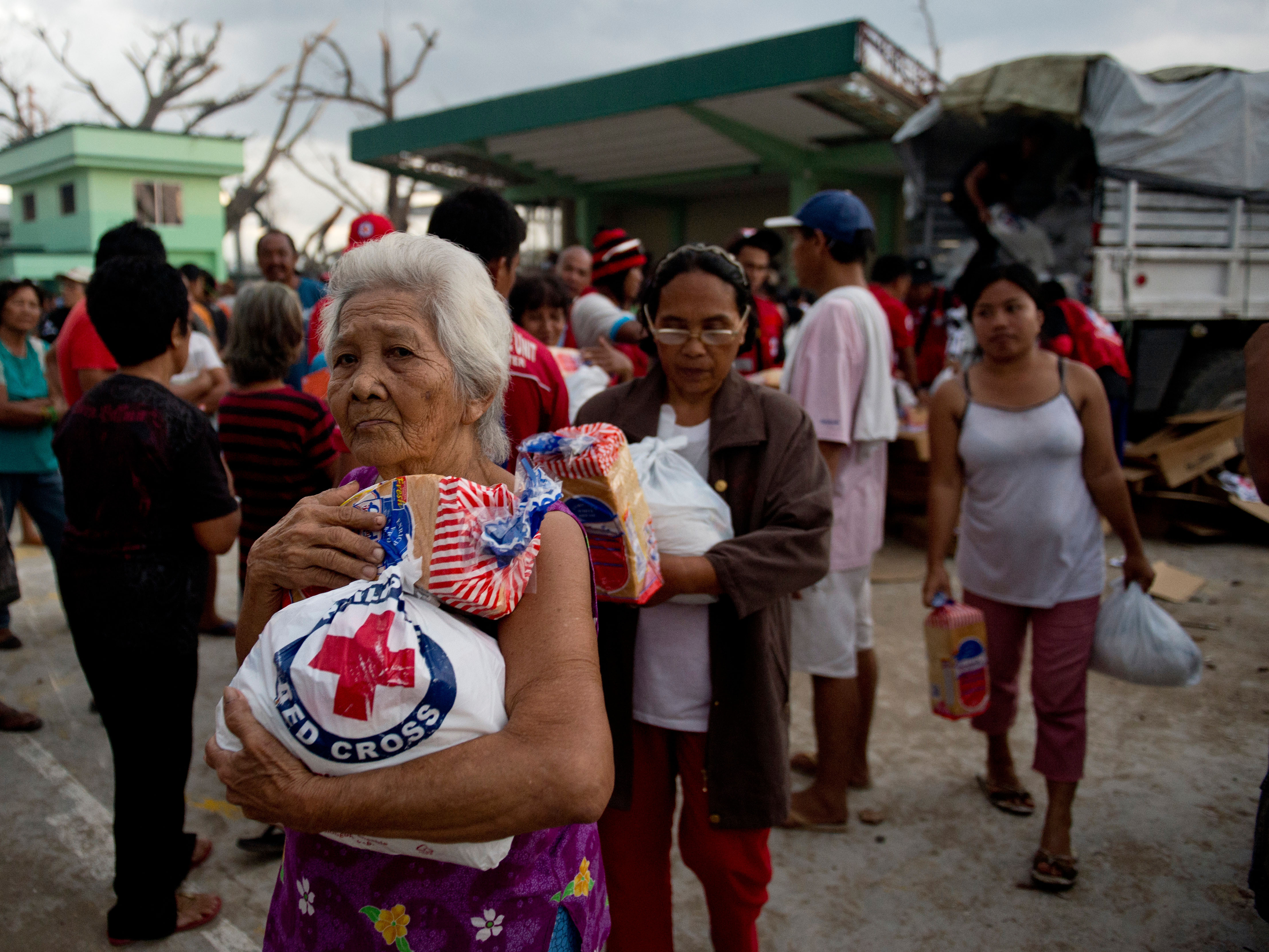 11 Days After Typhoon, Parts Of Philippines Yet To Be Helped