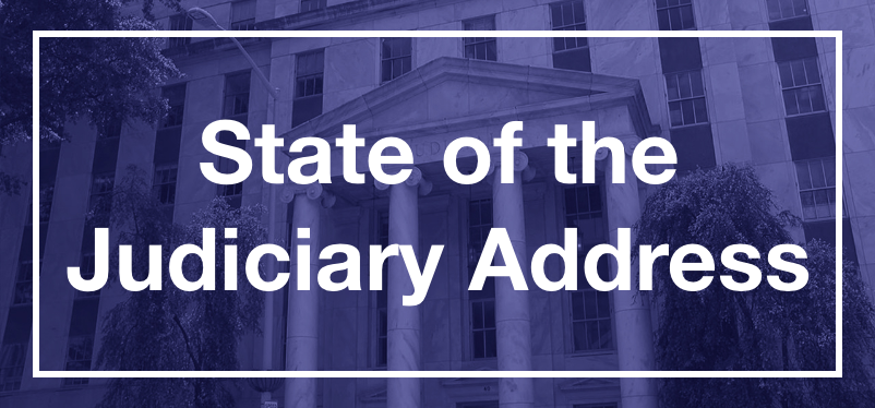 Click to watch the State of the Judiciary Address
