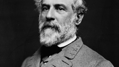 Gen. Robert E. Lee, officer of the Confederate Army, shown March 1864, location unknown. (AP)