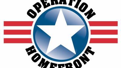 Operation Homefront logo. Photo Courtesy of Operationhomefront.net