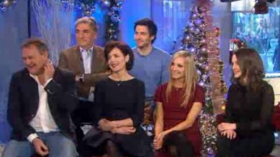 Downton Cast on the Today show!
