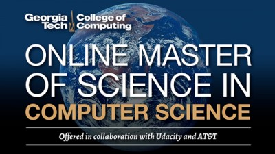 Applications for Georgia Tech's cheap computer science degree program are being accepted in the spring of 2014.