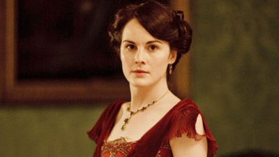 You Can Get This Look: Imitate Lady Mary's pouty red lips with a new line of lipsticks from Marks & Spencer.