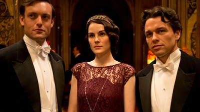 More suitors for Lady Mary? I hope so! Image courtesy Nick Briggs/Carnival Film & Television Limited 2013 for MASTERPIECE.