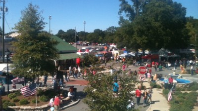 The 43rd Annual Great Locomotive Chase Festival in Adairsville, Ga.