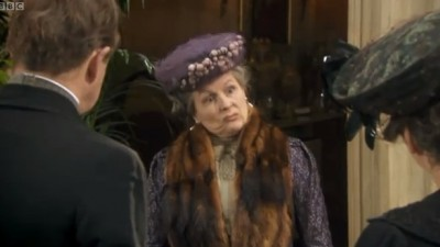 Jennifer Saunders as the Dowager Countess
