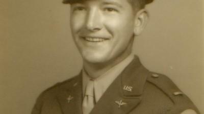 Lt. Ben Hodges of Reynolds, GA