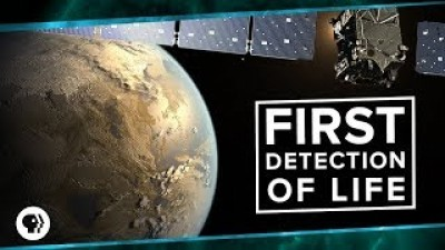 First Detection of Life