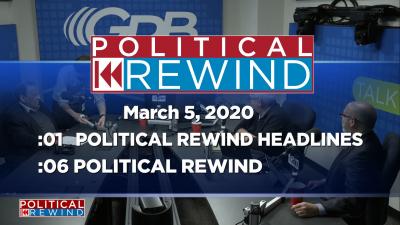 Political Rewind 03/05/20