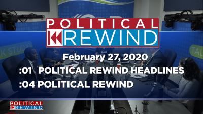 Political Rewind 02/27/20