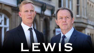 Inspector Lewis - Masterpiece