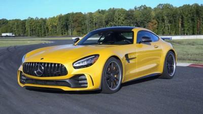 2020 Mercedes-AMG GT R & 2019 RAM 2500 HD