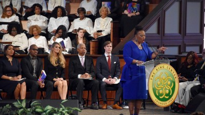 At 2020 King Commemorative Service, A Push To 'Act Now' For Civil Rights
