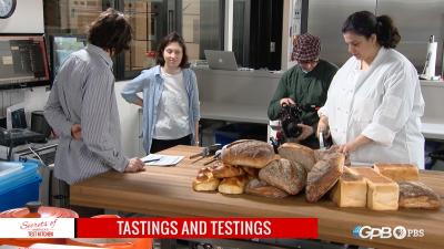 Tastings and Testings